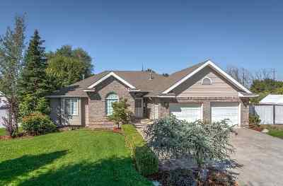 Spokane Valley Single Family Home For Sale: 1011 N Virginia Rd