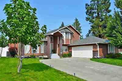 Spokane Single Family Home For Sale: 2125 E 45th Ave