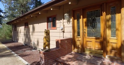 Nine Mile Falls Single Family Home For Sale: 13012 W Charles Rd