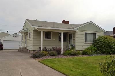 Spokane Single Family Home For Sale: 2018 E Joseph Ave