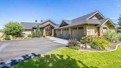 Spokane Valley Single Family Home Ctg-Inspection: 11501 E Coyote Rock Dr