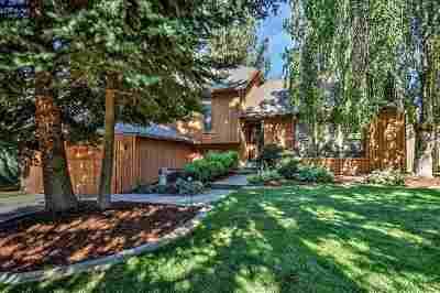 Spokane Single Family Home For Sale: 4303 S Myrtle St