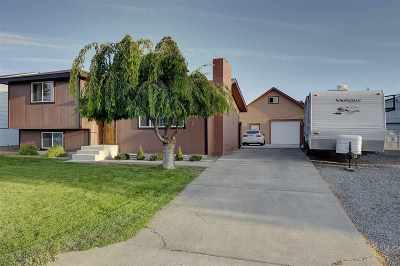 Spokane Single Family Home For Sale: 4222 E Marietta Ave