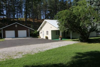 Spokane County, Stevens County Single Family Home For Sale: 3986 Hwy 231