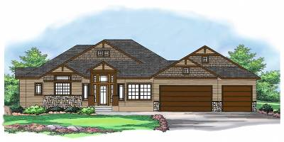 Spokane County, Stevens County Single Family Home For Sale: 18105 E Memory Ln #Lot 2