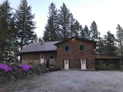 Single Family Home For Sale: 25002 N 395 Hwy