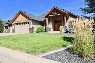 Spokane Single Family Home For Sale: 5205 S Jordan Ln