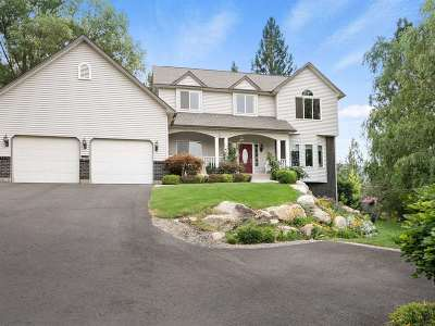 Spokane Valley Single Family Home For Sale: 1215 S Center Dr