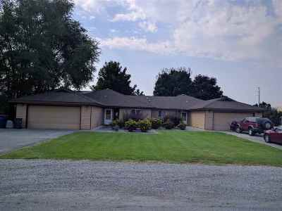 Spokane Valley Multi Family Home For Sale: S Blake #210 S. B