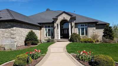 Spokane Single Family Home For Sale: 8024 N Austin Rd