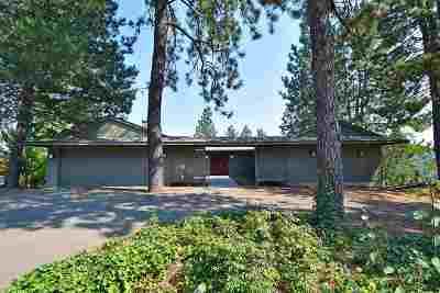Spokane, Spokane Valley Single Family Home For Sale: 1027 S Azalea Dr