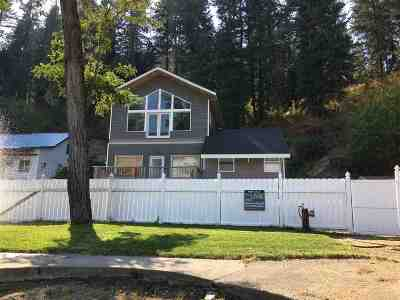 Spokane County, Stevens County Single Family Home Bom: 11420 N Honeymoon Bay Rd