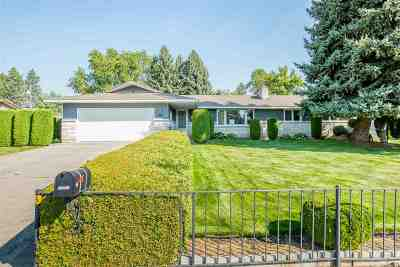 Spokane Valley Single Family Home For Sale: 10811 E 24th Ave