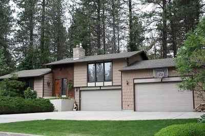 Mead Single Family Home For Sale: 4607 E Lane Park Rd