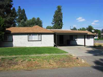 Spokane Single Family Home For Sale: 1108 S Park Rd