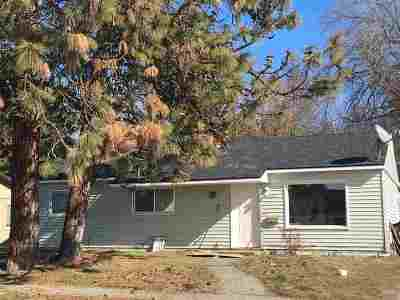Single Family Home For Sale: 6012 N Greenwood Blvd