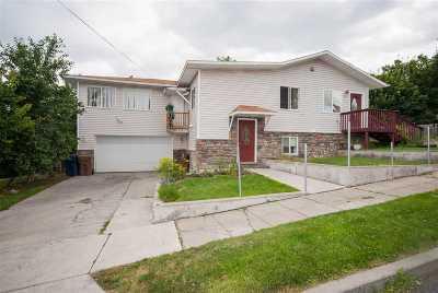Spokane Single Family Home For Sale: 627 S Sheridan St