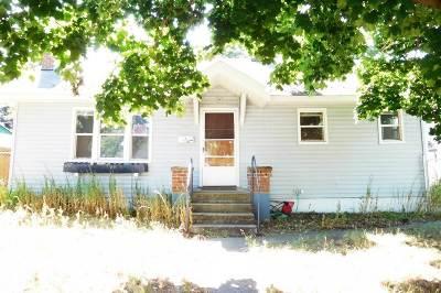Spokane Single Family Home For Sale: 5217 N Wall St