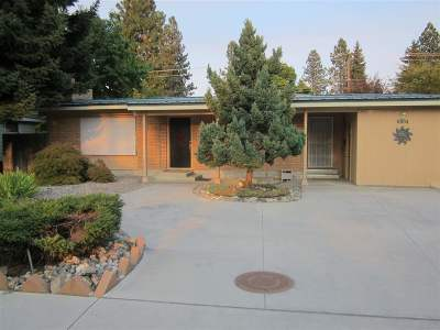 Spokane Single Family Home Chg Price: 6804 N Wall St