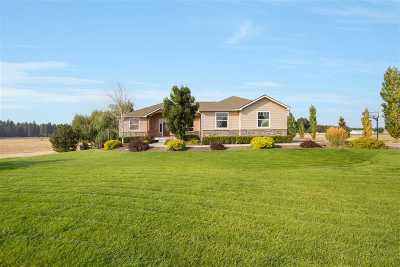 Spokane, Spokane Valley Single Family Home Chg Price: 1510 W Cinnibar Ln