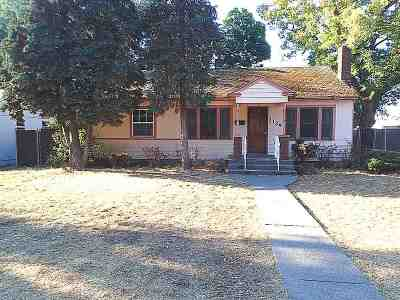 Single Family Home For Sale: 1129 W Columbia Ave
