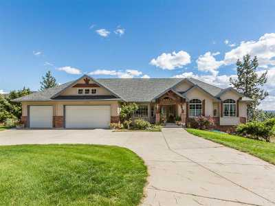 Single Family Home For Sale: 10583 W Viewcrest Ln