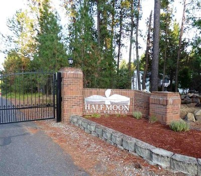 Colbert Residential Lots & Land For Sale: E Half Moon Lake