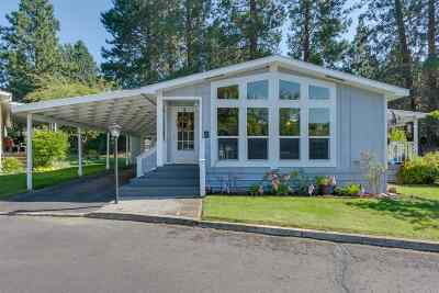 Liberty LK Mobile Home For Sale: 208 S Neyland Rd #5