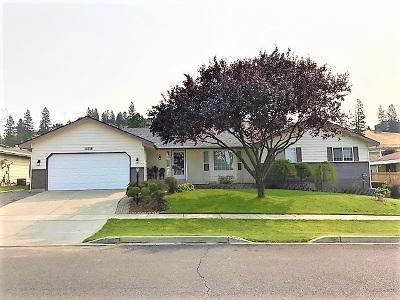 Single Family Home For Sale: 10712 N Danbury St