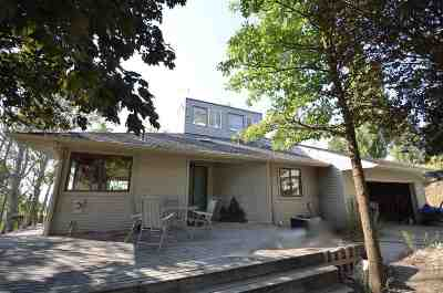 Spokane Single Family Home For Sale: 5507 E Custer Ln