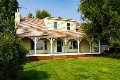 Mead Single Family Home Chg Price: 6617 E Mt Spokane Park Dr
