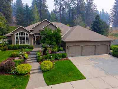 Spokane, Spokane Valley Single Family Home For Sale: 6607 S Devonshire Ct