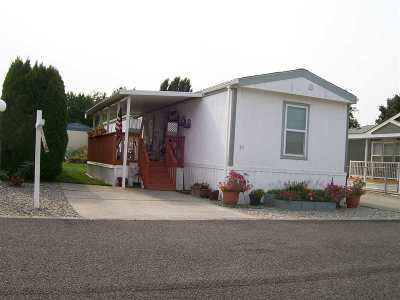 Spokane Valley Mobile Home Ctg-Other: 19029 E Boone #83 Ave