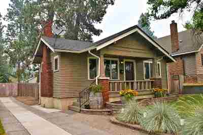 Single Family Home Ctg-Inspection: 2714 W Glass Ave