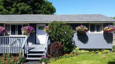 Spokane Valley Single Family Home For Sale: 423 N Bessie Rd