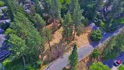 Spokane Residential Lots & Land For Sale: W Cliff