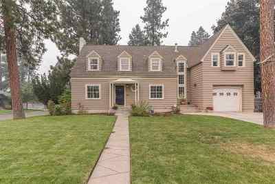 Spokane Single Family Home For Sale: 703 E 27th Ave
