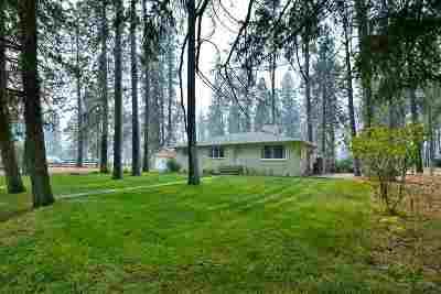 Colbert Single Family Home For Sale: 20505 N Newport Hwy