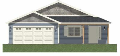 Spokane County, Stevens County Single Family Home For Sale: 3423 E 25th Ave