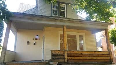 Spokane Single Family Home Ctg-Inspection: 1307 W Grace Ave