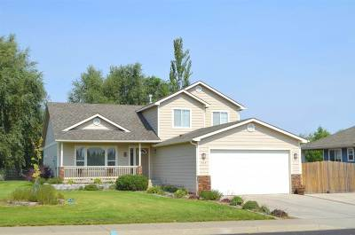 Cheney Single Family Home For Sale: 505 Simpson Pkwy