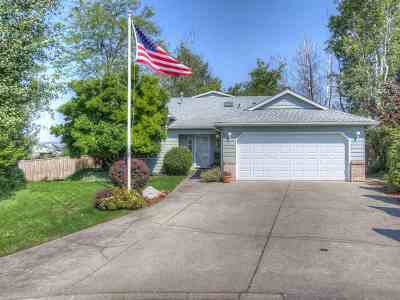 Liberty LK Single Family Home For Sale: 1118 N Drury Ct