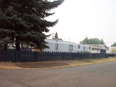 Spokane Valley Mobile Home Extended: 6919 E 3rd Ave