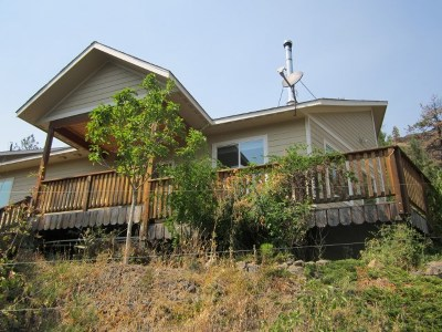 Spokane County, Stevens County Single Family Home For Sale: 14810 W Coulee Hite Rd