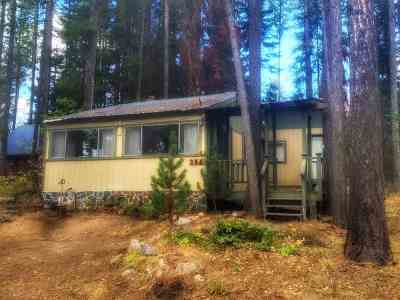 Usk Single Family Home For Sale: 354 Davis Lake Rd