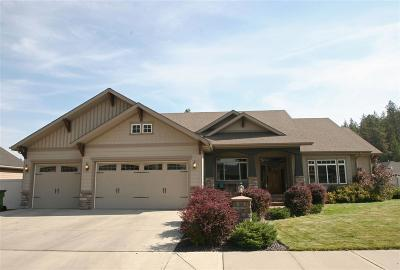Spokane, Spokane Valley Single Family Home For Sale: 5908 N Bridget Rd