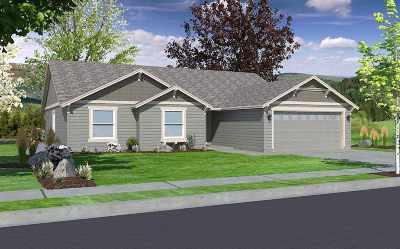 Spokane Valley Single Family Home For Sale: 18913 E Fredrick Ave