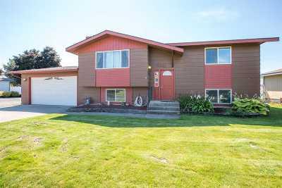 Spokane Single Family Home For Sale: 4124 E Carlisle Ave