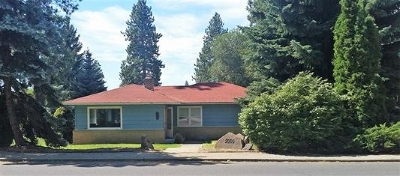 Single Family Home For Sale: 5005 N Greenwood Blvd