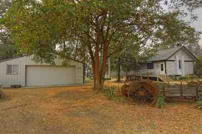 Cheney Single Family Home Ctg-Sale Buyers Hm: 12212 S Sr 904 Hwy
